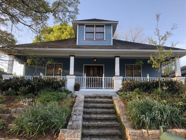 814 Antone Street NW, Atlanta, GA 30318 (MLS #5995754) :: Carr Real Estate Experts