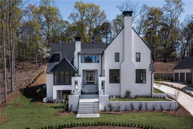 1875 Spalding Drive, Atlanta, GA 30350 (MLS #5995828) :: North Atlanta Home Team