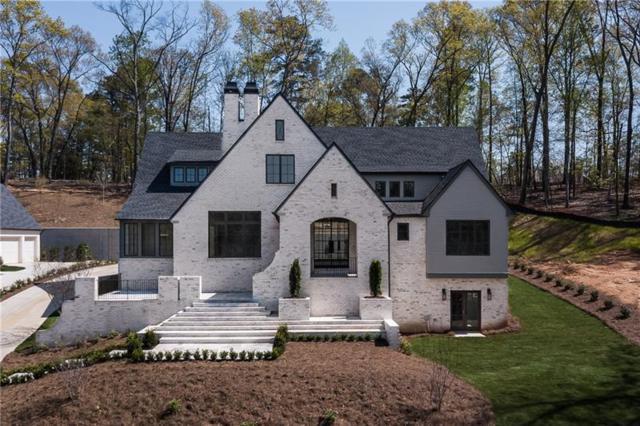 1845 Spalding Drive, Atlanta, GA 30350 (MLS #5995879) :: RE/MAX Paramount Properties