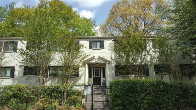 880 Glendale Terrace #12, Atlanta, GA 30308 (MLS #5995894) :: Carr Real Estate Experts