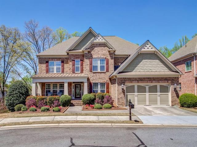 4252 Bluehouse Lane, Alpharetta, GA 30022 (MLS #5995896) :: Carr Real Estate Experts