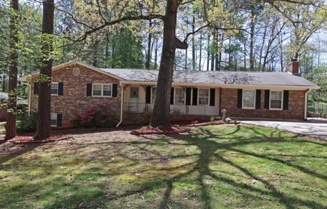 5470 Crestland Court, Stone Mountain, GA 30087 (MLS #5995909) :: Carr Real Estate Experts