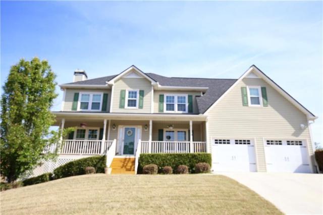 865 Saddle Brooke Drive, Dallas, GA 30132 (MLS #5995910) :: Carr Real Estate Experts