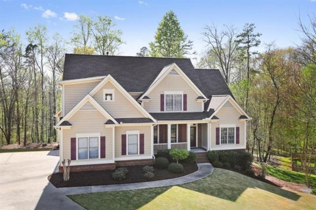 9085 Forest Path Drive, Gainesville, GA 30506 (MLS #5995932) :: The Russell Group