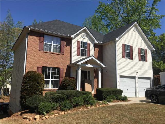 461 Madeline Rose Court, Fayetteville, GA 30215 (MLS #5995935) :: Carr Real Estate Experts