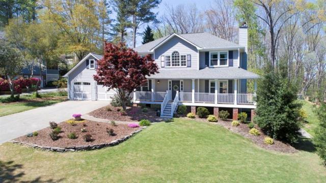 5196 Ozark Lane, Marietta, GA 30062 (MLS #5995936) :: Carr Real Estate Experts