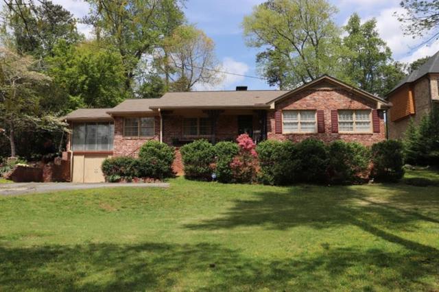 1303 Nerine Circle B, Dunwoody, GA 30338 (MLS #5995946) :: RE/MAX Paramount Properties