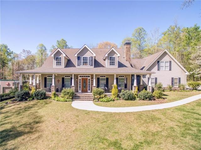 355 Jordan Road, Ball Ground, GA 30107 (MLS #5995967) :: North Atlanta Home Team