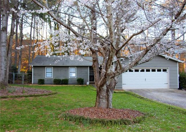 4119 Oak Ferry Drive NE, Kennesaw, GA 30144 (MLS #5995982) :: North Atlanta Home Team