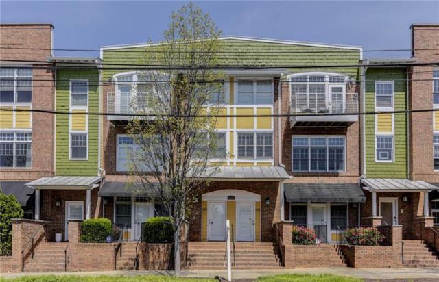 1258 Dekalb Avenue NE #125, Atlanta, GA 30307 (MLS #5996038) :: Carr Real Estate Experts