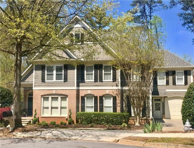 4563 Allen Park Path, Suwanee, GA 30024 (MLS #5996087) :: Carr Real Estate Experts