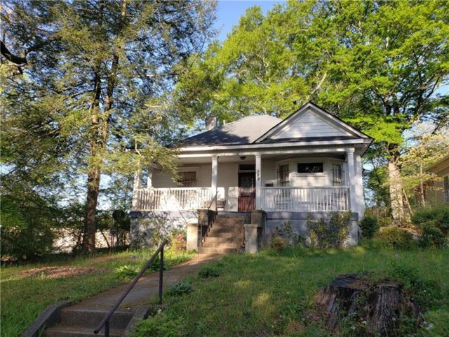 389 Inman Street SW, Atlanta, GA 30310 (MLS #5996094) :: Carr Real Estate Experts