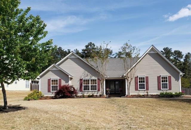 133 Colonial Way, Dallas, GA 30157 (MLS #5996132) :: Carr Real Estate Experts