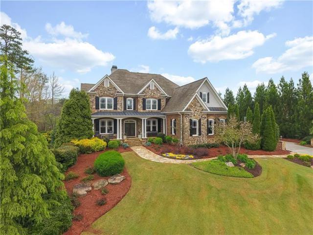 15923 Manor Club Drive, Milton, GA 30004 (MLS #5996136) :: North Atlanta Home Team