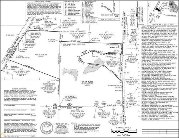 2100 Rock Chapel Road, Lithonia, GA 30058 (MLS #5996154) :: The Bolt Group