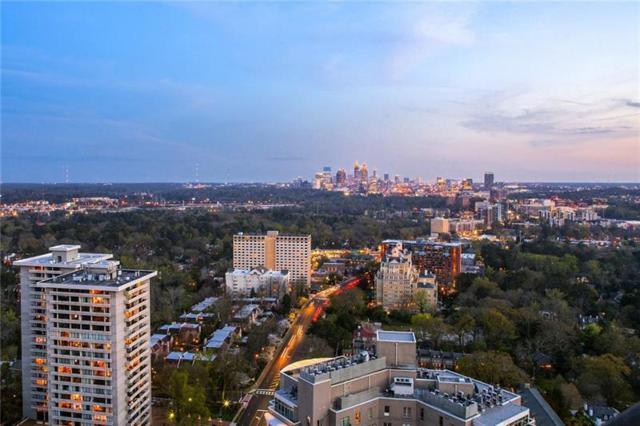 3344 Peachtree Road NE #4503, Atlanta, GA 30326 (MLS #5996223) :: Kennesaw Life Real Estate