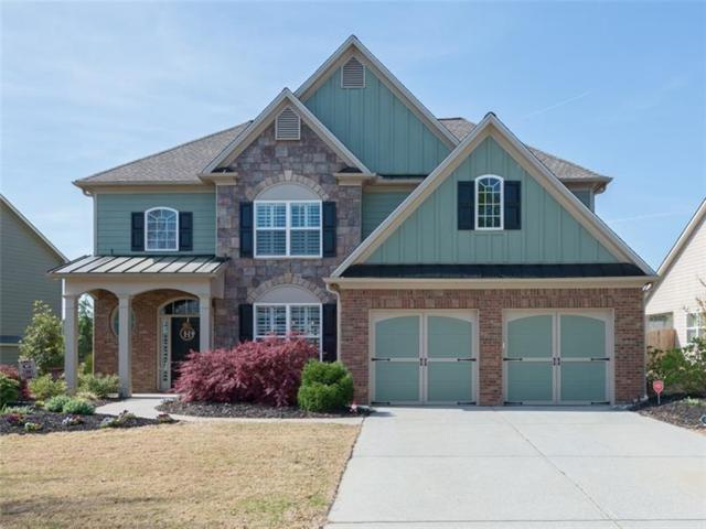 121 Northbrooke Trace, Woodstock, GA 30188 (MLS #5996227) :: The Bolt Group