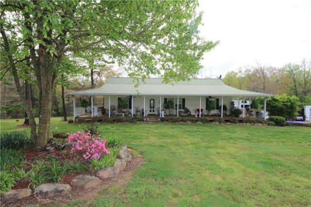 850 Holcomb Road, Dawsonville, GA 30534 (MLS #5996251) :: North Atlanta Home Team