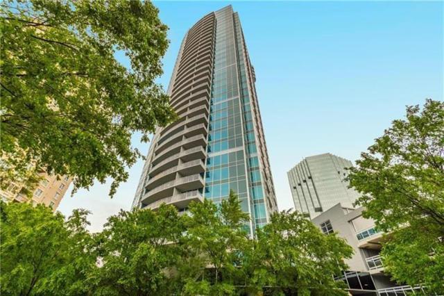 3338 Peachtree Road NE #1205, Atlanta, GA 30326 (MLS #5996279) :: Kennesaw Life Real Estate
