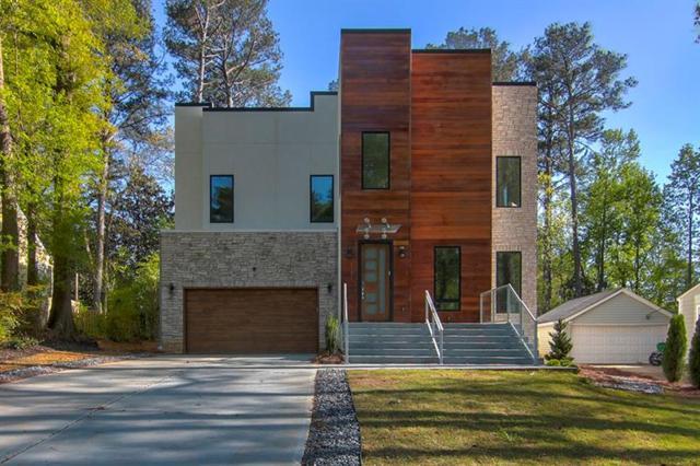 1191 Kingsley Circle NE, Atlanta, GA 30324 (MLS #5996313) :: Carr Real Estate Experts