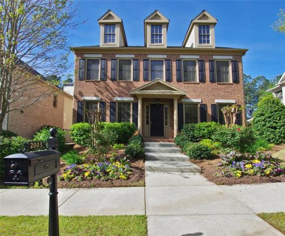 2003 Mason Mill Road NE, Decatur, GA 30033 (MLS #5996427) :: Carr Real Estate Experts