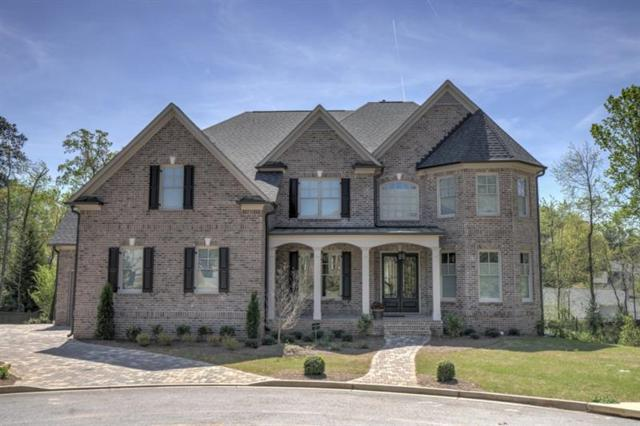 2854 Vireo Bend, Marietta, GA 30062 (MLS #5996483) :: Iconic Living Real Estate Professionals