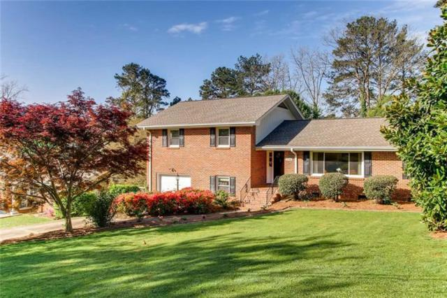1796 Mount Royal Drive NE, Atlanta, GA 30329 (MLS #5996590) :: Carr Real Estate Experts