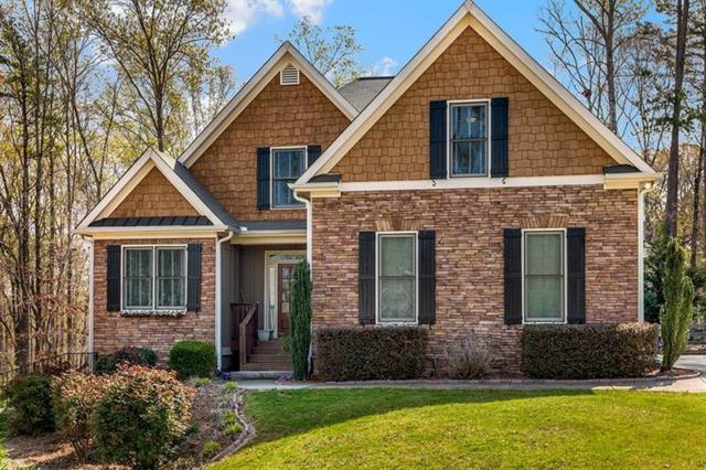 53 Rose Brooke Circle, White, GA 30184 (MLS #5996612) :: RE/MAX Prestige