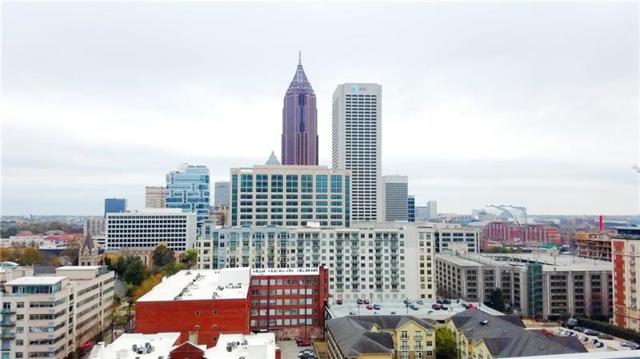 860 Peachtree Street NE #1406, Atlanta, GA 30308 (MLS #5996616) :: Buy Sell Live Atlanta