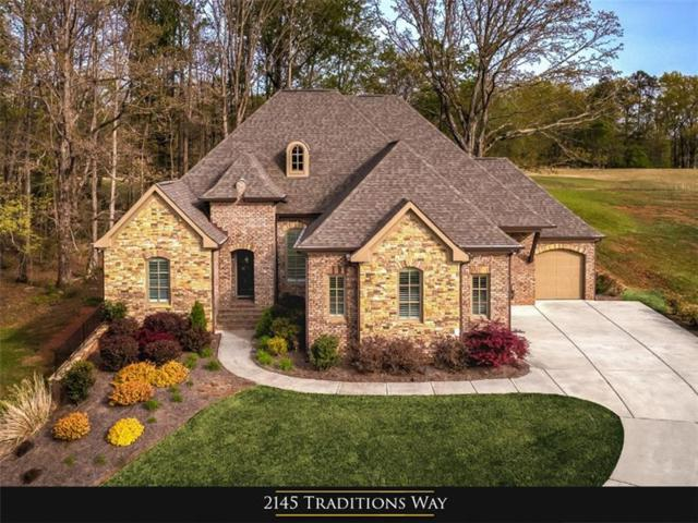 2145 Traditions Way, Jefferson, GA 30549 (MLS #5996680) :: Carr Real Estate Experts