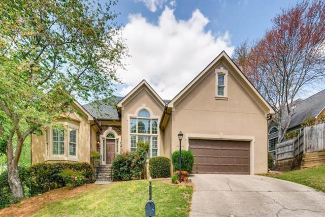 4492 Village Springs Place, Dunwoody, GA 30338 (MLS #5996727) :: Carr Real Estate Experts