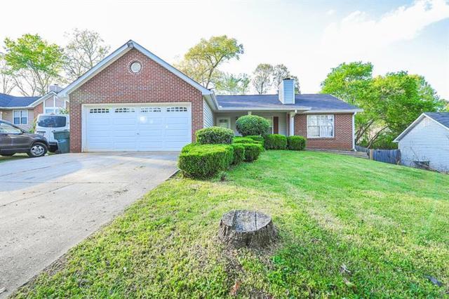1362 Tara Road, Jonesboro, GA 30238 (MLS #5996736) :: The Bolt Group