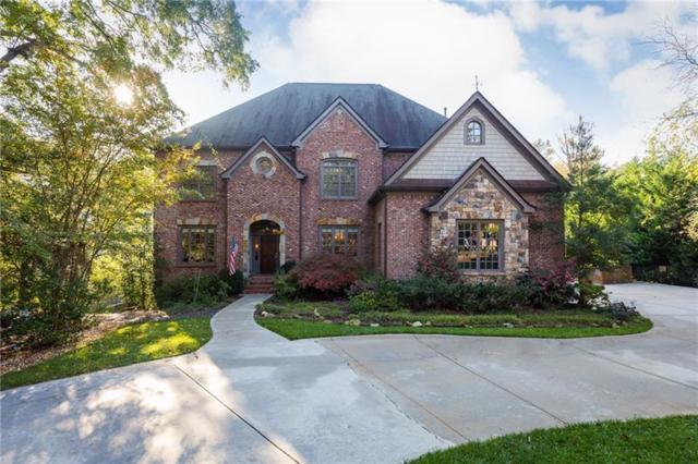 153 Mystic Place, Atlanta, GA 30342 (MLS #5996741) :: North Atlanta Home Team