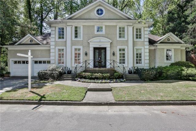 625 Greystone Park NE, Atlanta, GA 30324 (MLS #5996747) :: North Atlanta Home Team