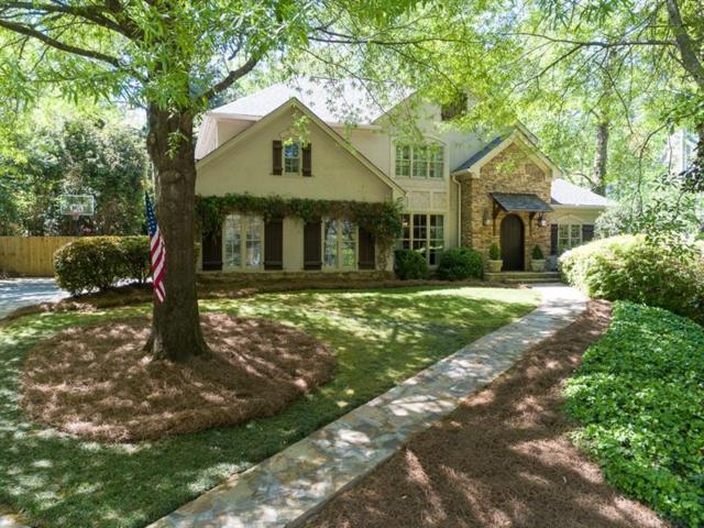 4504 Lake Forrest Drive NW, Atlanta, GA 30342 (MLS #5996756) :: North Atlanta Home Team