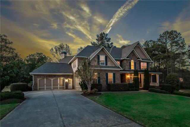 1205 Weston Way, Monroe, GA 30655 (MLS #5996783) :: Carr Real Estate Experts