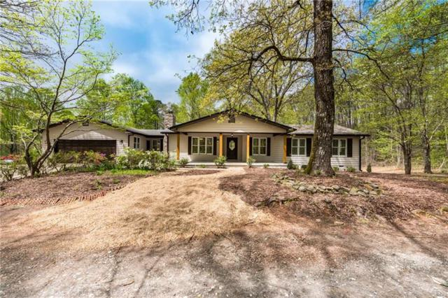 96 Old Dobson Road, Ball Ground, GA 30107 (MLS #5996797) :: The Bolt Group