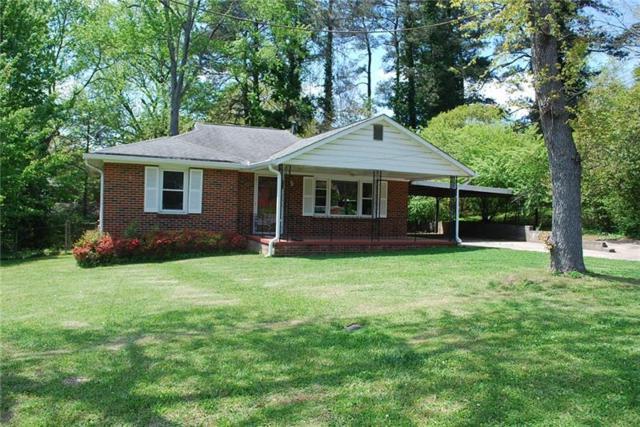 606 Green Acres Road SE, Smyrna, GA 30080 (MLS #5996876) :: Carr Real Estate Experts