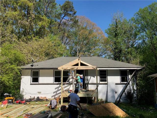 2196 Polar Rock Terrace SW, Atlanta, GA 30315 (MLS #5996997) :: Carr Real Estate Experts