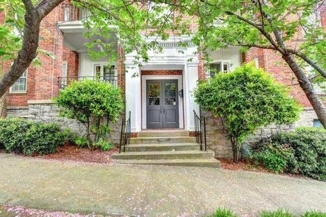 798 Frederica Street NE #3, Atlanta, GA 30306 (MLS #5997013) :: Carr Real Estate Experts