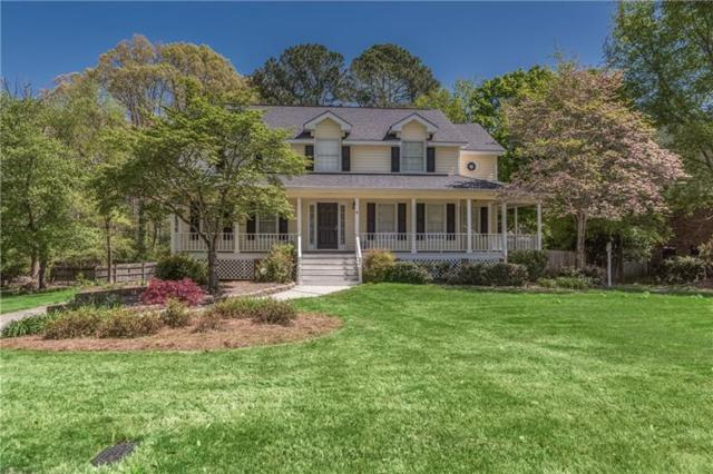 3296 Classic Drive, Snellville, GA 30078 (MLS #5997077) :: Carr Real Estate Experts