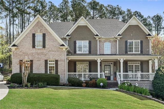 550 Hickory Mill Lane, Milton, GA 30004 (MLS #5997089) :: North Atlanta Home Team