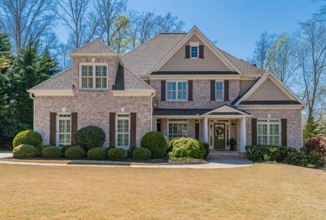 14724 Taylor Valley Way, Milton, GA 30004 (MLS #5997147) :: Carr Real Estate Experts