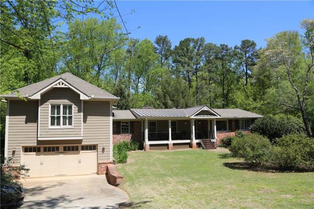 428 Keeler Woods Drive NW, Marietta, GA 30064 (MLS #5997289) :: North Atlanta Home Team