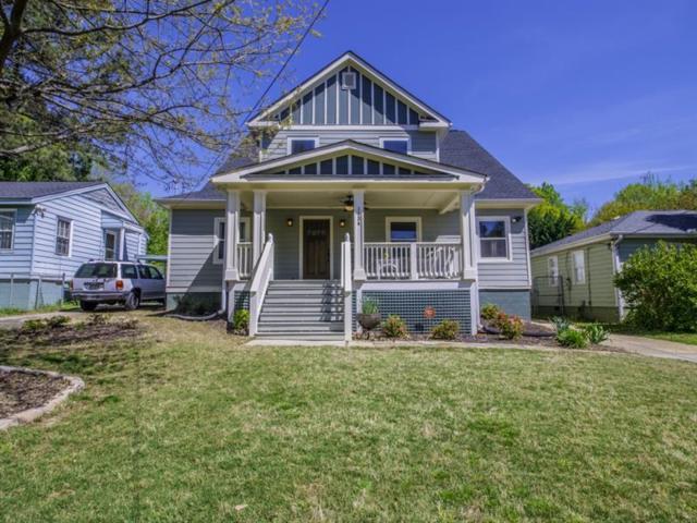 1134 Knott Street, Atlanta, GA 30316 (MLS #5997428) :: Carr Real Estate Experts