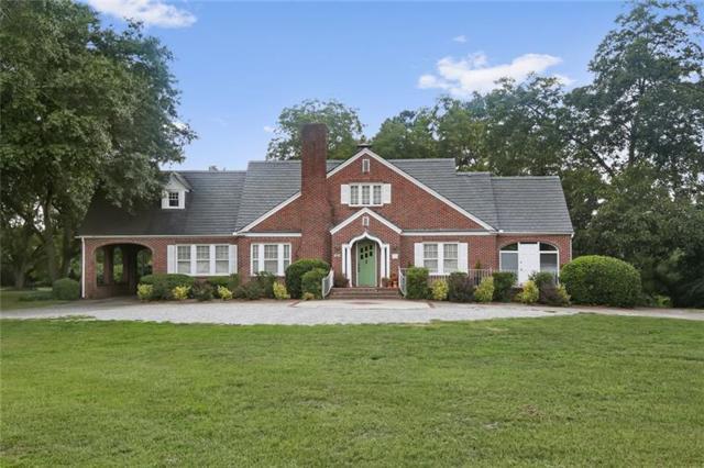 416 Dahlonega Street, Cumming, GA 30040 (MLS #5997500) :: Carr Real Estate Experts
