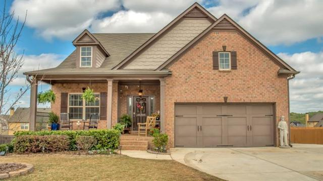 2419 Fisk Falls Drive, Braselton, GA 30517 (MLS #5997527) :: Carr Real Estate Experts