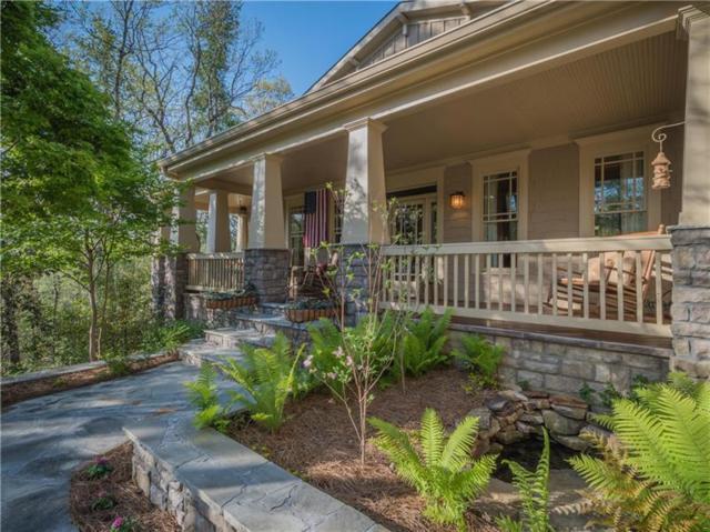 96 White Aster Lane, Big Canoe, GA 30143 (MLS #5997535) :: Buy Sell Live Atlanta
