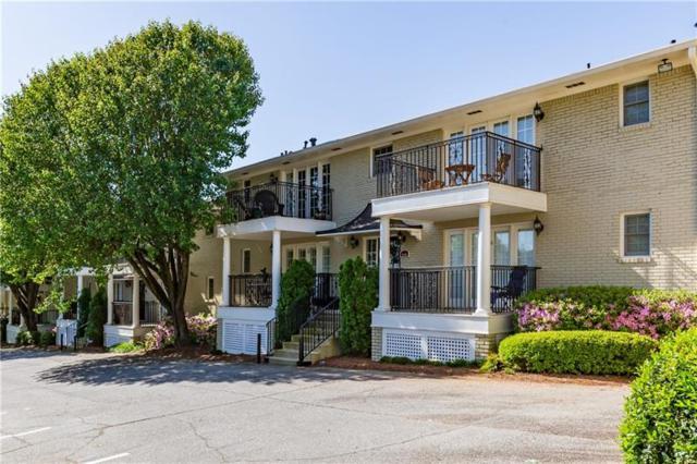 869 Briarcliff Road NE B7, Atlanta, GA 30306 (MLS #5997572) :: Kennesaw Life Real Estate