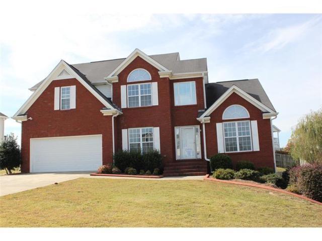 226 Derby Run, Dallas, GA 30132 (MLS #5997624) :: Kennesaw Life Real Estate